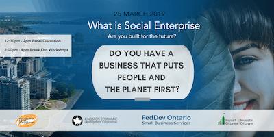 Opportunities for  Social Enterprise Businesses