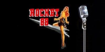 Rocket 88 Band - Burlington\