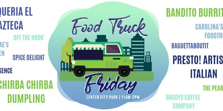 Food Truck Fridays tickets