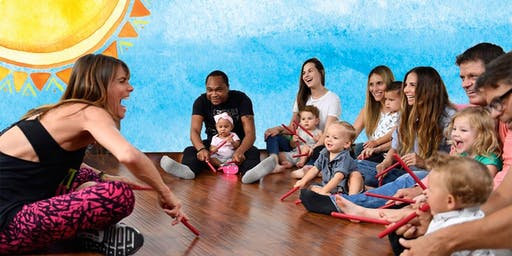 GDPI Kids' Klub: Zumbini