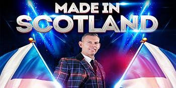 Made In Scotland - Festive Party Night