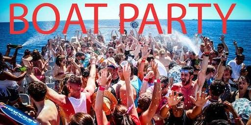 VIP Miami Boat Party