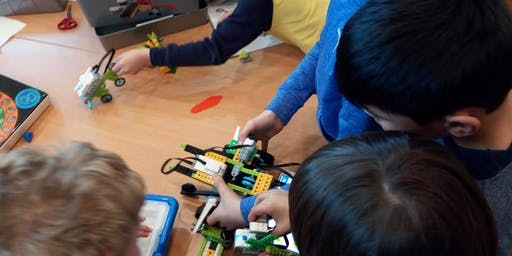 NewTechKids Summer 2019 Computer Science & Maker Bootcamp for 8-12 years: 5 daily workshops (July 15-19, 2019)
