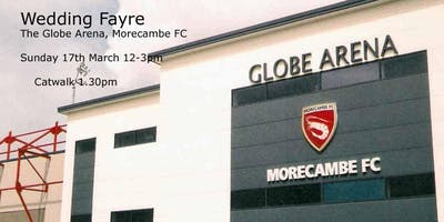Wedding Fayre The Globe Arena Morecambe F C