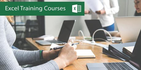 Excel - Excel Essentials and Formulas tickets
