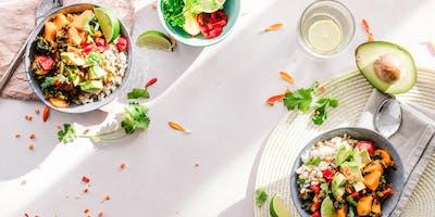 Vegan kookworkshop: lente met ike uwa