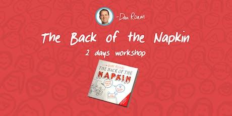 The Back of the Napkin biglietti