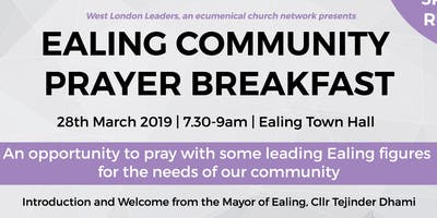 2019 Community Prayer Breakfast