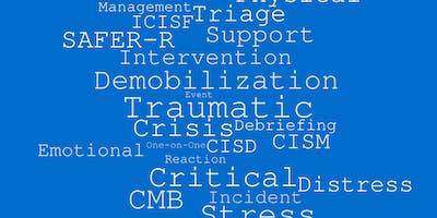 CISM Group Crisis Intervention Course