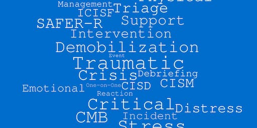 CISM Group Crisis Intervention Course