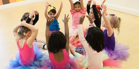 GDPI Kids' Klub: Bella Ballerina tickets