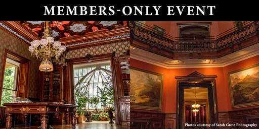 Members-Only: Private Tour with the Executive Director