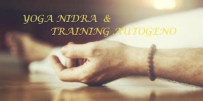 Yoga Nidra & Training Autogeno