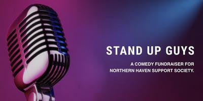 Stand Up Guys - Comedy Fundraiser With Headliner Sean Lecomber