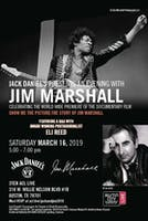 An Evening with Jim Marshall