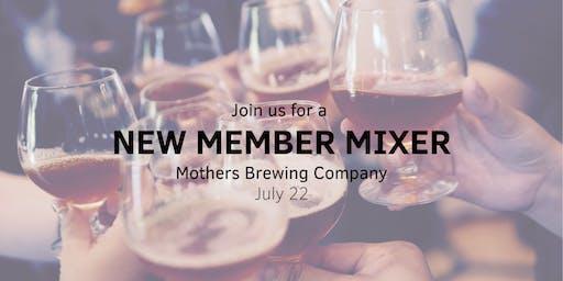 New Member Mixer