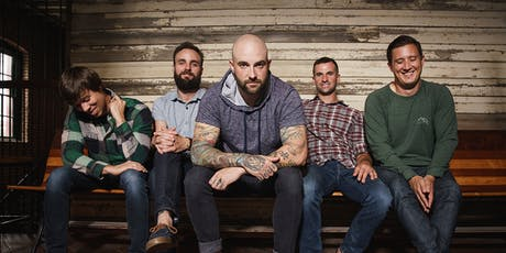AUGUST BURNS RED - '10 year Constellations tour' billets