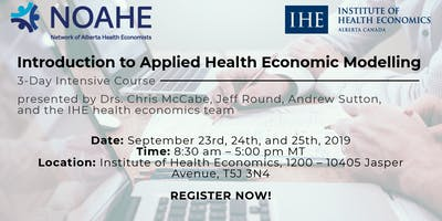 Introduction to Applied Health Economics Modelling - September 2019
