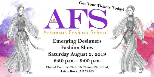 Arkansas Fashion School Emerging Designer Fashion Show