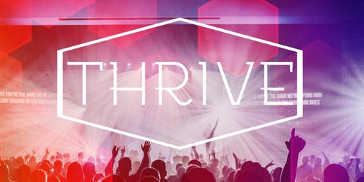 Lawton/Fort Sill THRIVE Women's Conference