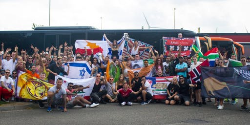 Defqon.1 2019 Amsterdam Party Bus