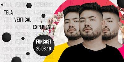 Tela Vertical Experience | FunCast SP