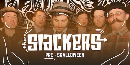 The Slackers Pre-Skalloween gig
