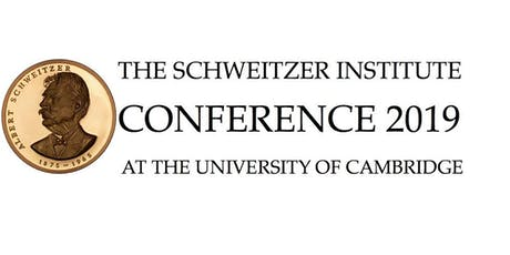 The Schweitzer Institute Conference 2019 tickets