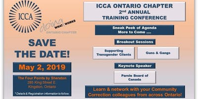 ICCA Ontario Chapter 2nd Annual Training Conference