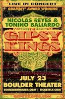 *THE GIPSY KINGS FT. NICOLAS REYES & TONINO BALIARDO