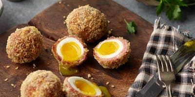 Young Butchers Club Easter Special - Chilli Chocolate Scotch Eggs!