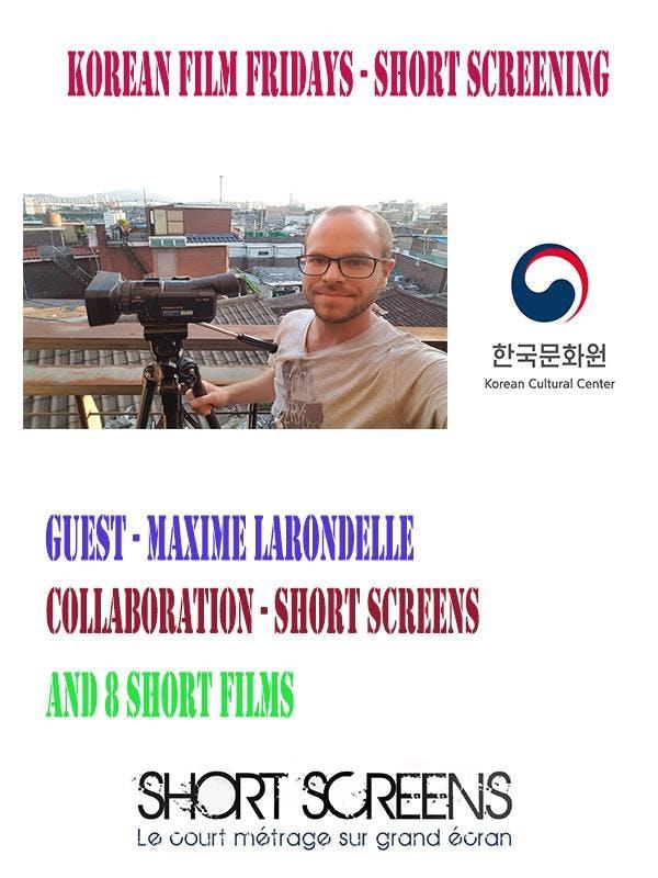 KOREAN FILM FRIDAYS - SHORT FILM SCREENING
