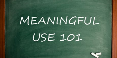 Augusta Meaningful Use workshop tickets