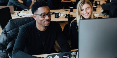 Coding + Cocktails: Build a Website in 2 Hours | Flatiron School Atlanta
