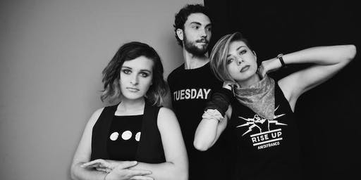 Homevibe & eTown present The Accidentals with LVDY