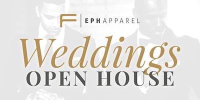 Eph Apparel Calgary - Weddings Open House