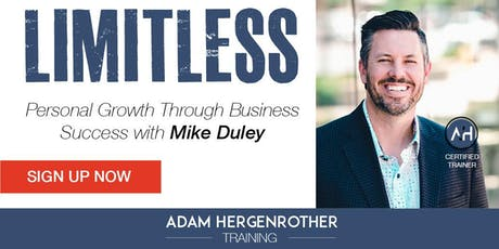 Limitless with Mike Duley tickets