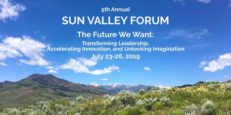 Sun Valley Forum 2019 tickets