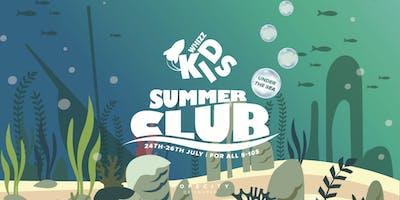 Whizz Kids Summer Club