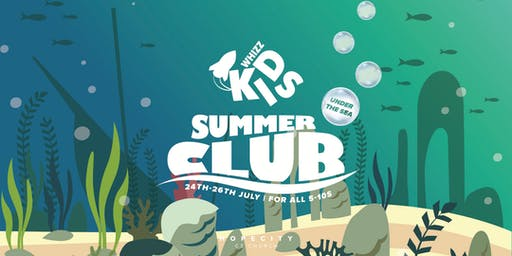 Whizz Kids Summer Club