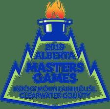 2019 Alberta Masters Games logo