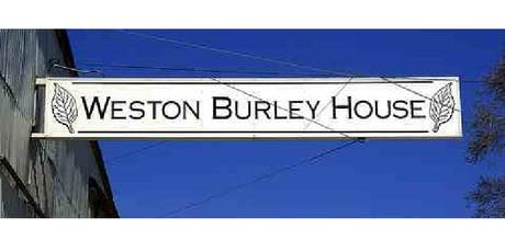 Burley House Craft, Small Business, and Vendor Market tickets