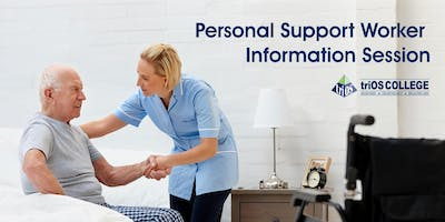 Personal Support Worker Information Session