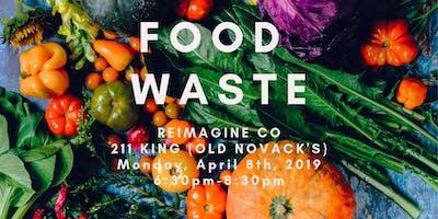 Open Forum on Food Waste