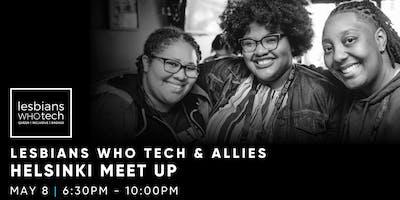 Lesbians Who Tech & Allies Helsinki Meet Up