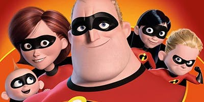 The Incredibles at Stanwick Lakes