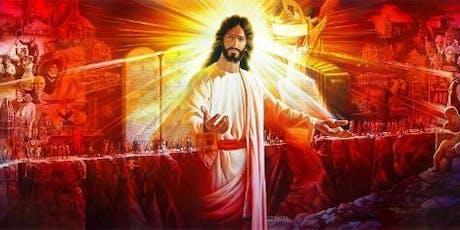 Curso: do Éden às profecias de Daniel e Apocalipse ingressos