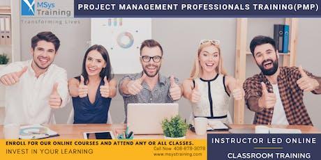 PMP (Project Management) Certification Training In Burnie-Wynyard, TAS tickets