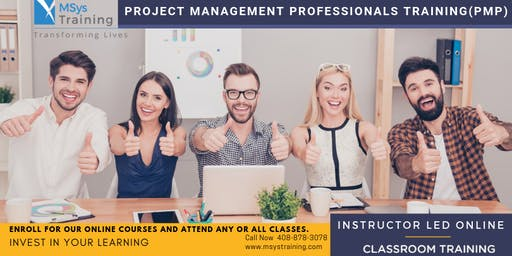 PMP (Project Management) Certification Training In Burnie-Wynyard, TAS