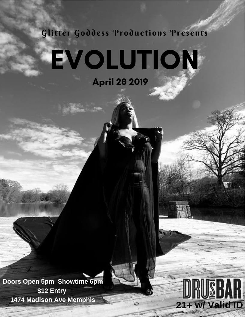 Evolution ( A Burlesque Story)